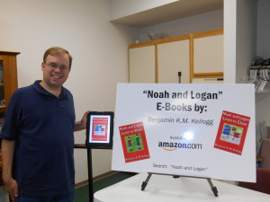 From my evening at the Fulton Public Library!
